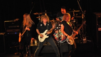 Y&T @ The Coach House May 11