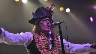 Adam Ant @ The Grove July 19