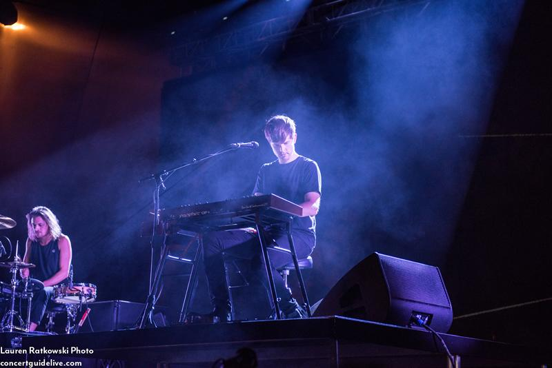 Beach Goth 2016 Day 1-The Observatory-James Blake-Oct 22