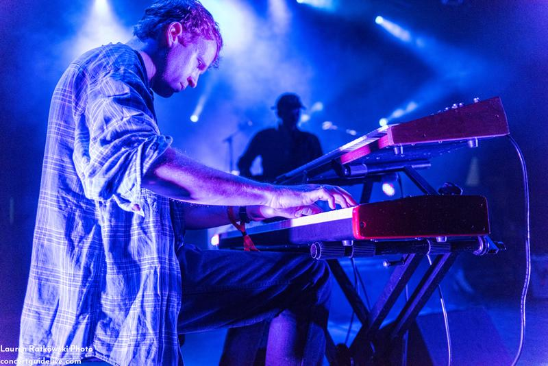 Beach Goth 2016 Day 1-The Observatory-Wild Nothing-Oct 22