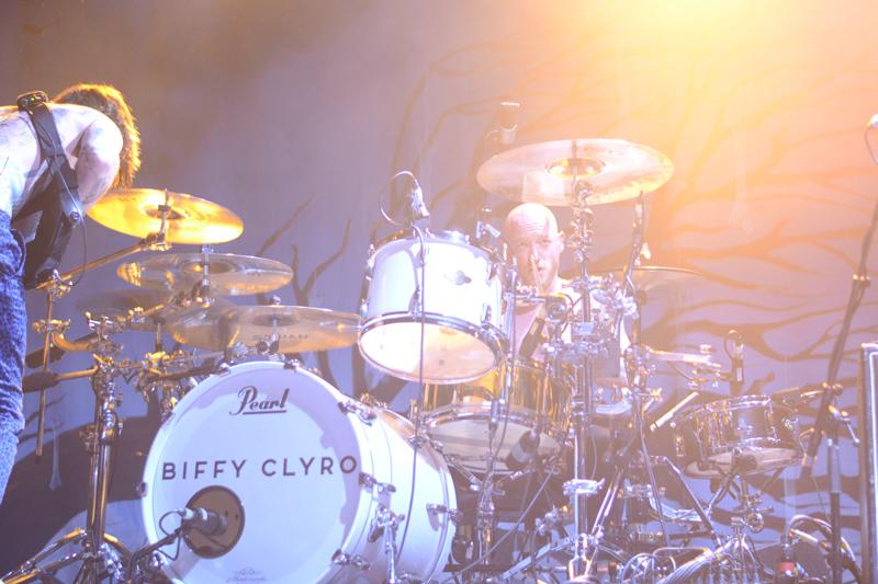 Biffy Clyro @ El Rey Feb 14