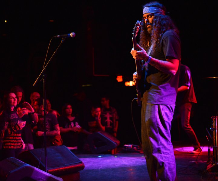 Brant Bjork & LDP @ The Roxy Aug 27