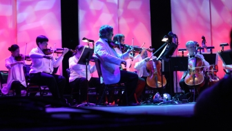 DJs with the Pacific Symphony @ Pacific Amphitheatre August 24