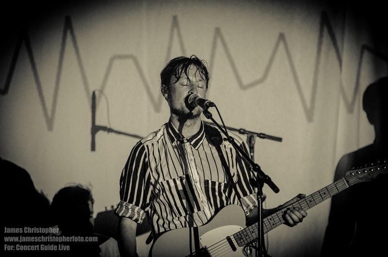 Django Django @ the Constellation Room Aug 7