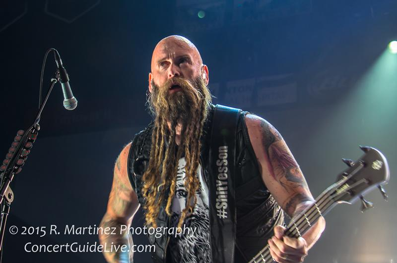 Five Finger Death Punch @ Citizens Bank Arena Sep 18