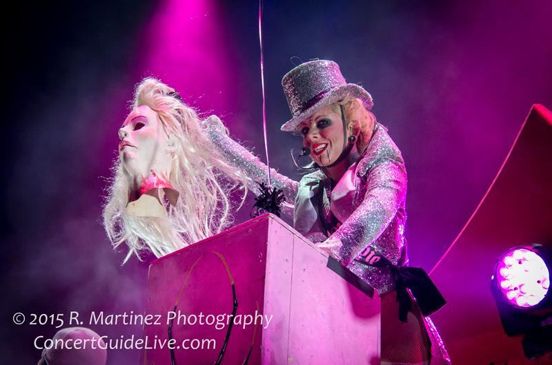 In This Moment @ Citizens Bank Arena Sep 18