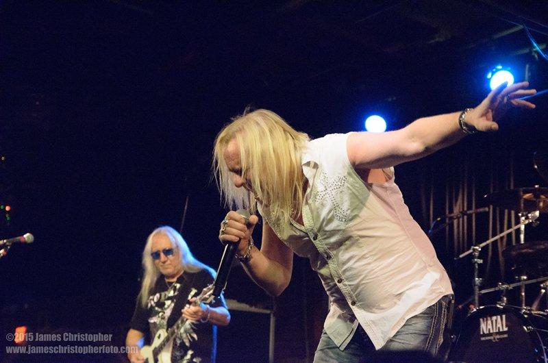 Uriah Heep @ The Coach House Mar 12