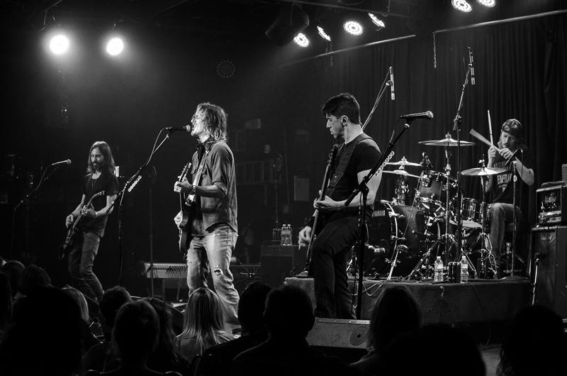 Fuel @ The Coach House May 27
