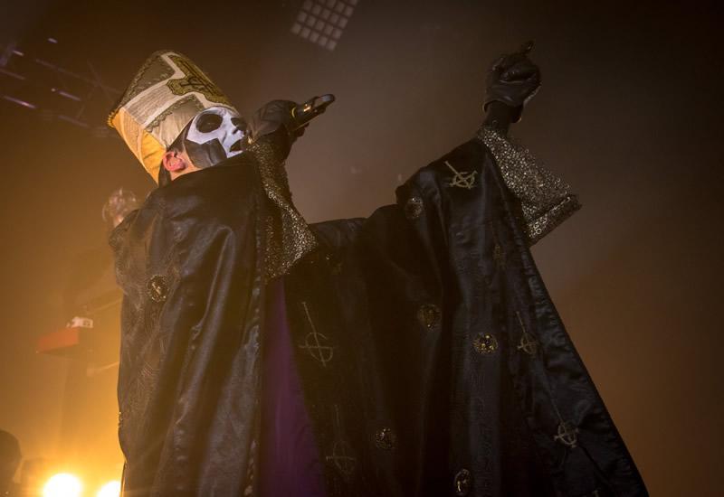 Ghost @ Riverside Municipal Auditorium Oct 18