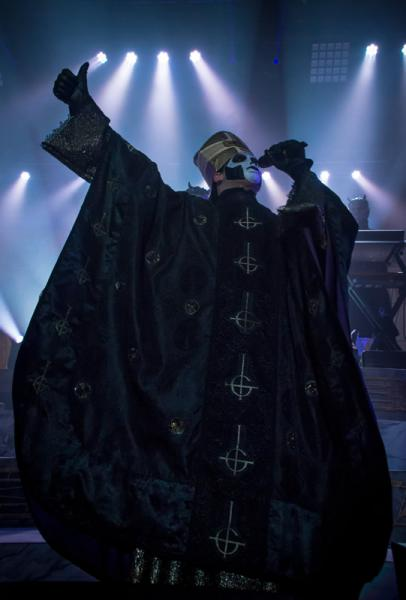 Ghost @ Riverside Municipal Auditorium Oct 18