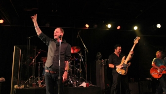 Gin Blossoms @ The Coach House Sept. 26