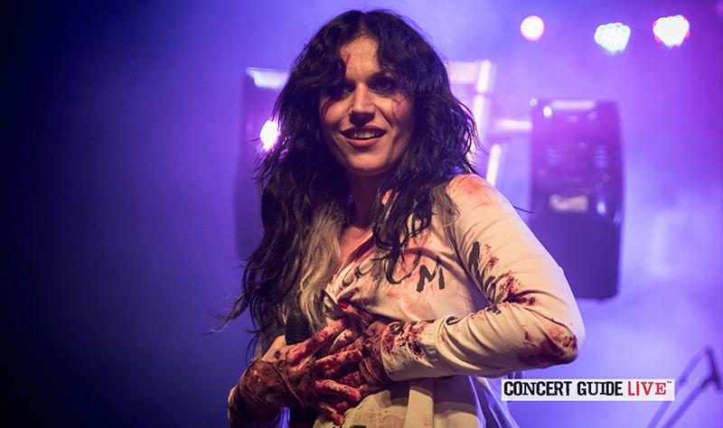 Lacuna Coil @ The ObservatoryOC Sep 26