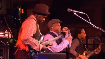 Living Colour @ The Coach House Oct 10