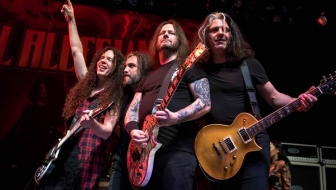 Metal Allegiance @ Grove of Anaheim Jan 20