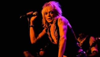 Michael Monroe @ Whisky A Go Go Feb 12