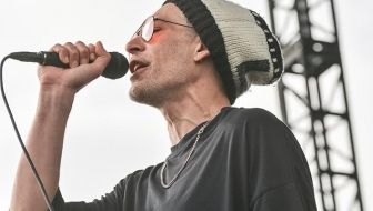 One Love Festival Day 1 @ Queen Mary: Matisyahu Feb 10
