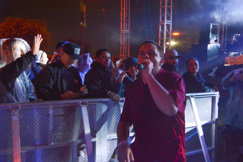 One Love Reggae Fest Day 1 @ Queen Mary Feb 10-Aggrolites