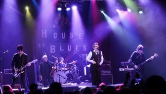 Psychedelic Furs @ HOB Anaheim Nov 13