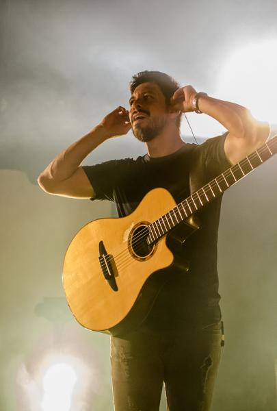 Rodrigo Y Gabriela @ Belly Up Aug 16