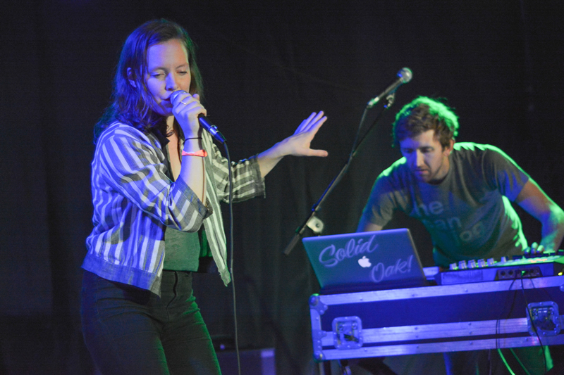 Sylvan Esso @ The Satellite Feb 11