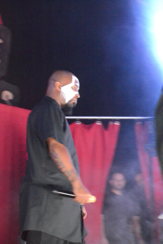 Tech N9ne @ HOB Sunset June 4