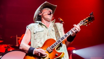 Ted Nugent2014 @ The Grove Jul 14