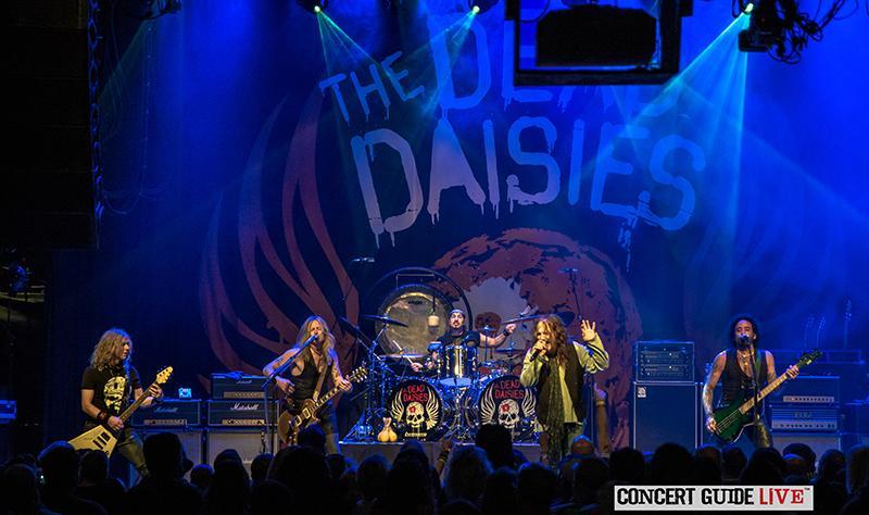 The Dead Daisies @ HOB San Diego Aug 26