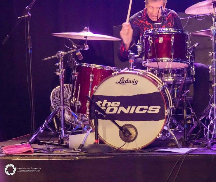The Sonics @ The Roxy Aug 15