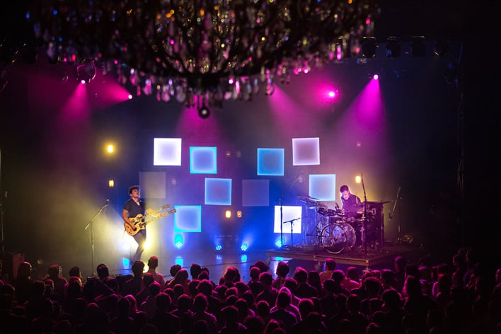 El Ten Eleven Stops At The Constellation Room On Tour West ...