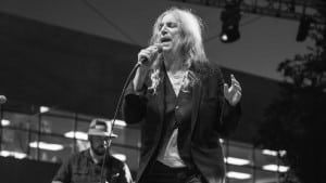 Patti Smith, Beach Goth Day 1