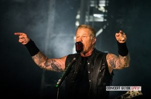 METALLICA; photo Reuben Martinez