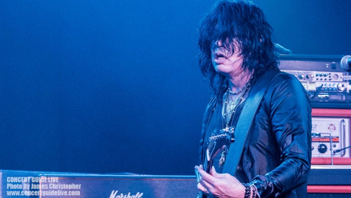 TOM KEIFER; photo James Christopher