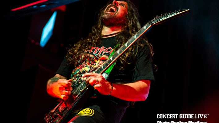 METAL ALLEGIANCE; photo Reuben Martinez