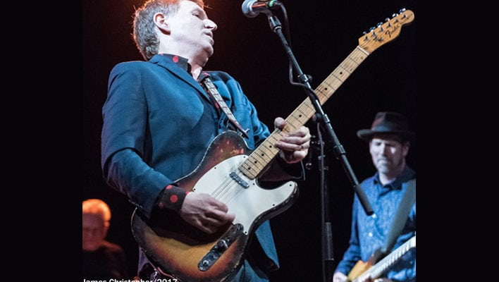 THE DREAM SYNDICATE; photo James Christopher