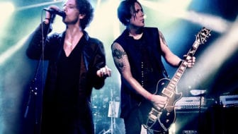 MGT play Slidebar Mar. 10 and Whisky A Go Go Mar. 21; press photo