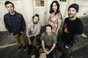 YONDER MOUNTAIN STRING BAND; press photo