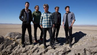 COLLECTIVE SOUL play The Coach House May 6; photo Joseph Guay