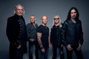 URIAH HEEP play The Coach House Apr. 19: press photo