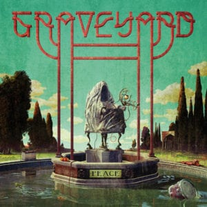 "GRAVEYARD ""Peace"" cover art"