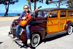 AL JARDINE plays The Coach House Jun 16; photo Spud