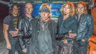 JACK RUSSELL'S GREAT WHITE will play The Coach House Jun. 15; press photo