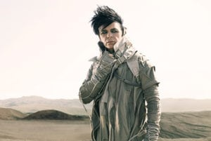GARY NUMAN plays the Observatory Sep. 4; press photo
