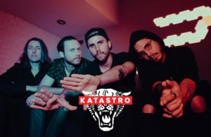 KATASTRO play The Constellation Room Aug. 22 and The Music Box Aug. 23; press photo