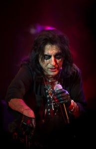 Alice Cooper; photo Reuben Martinez