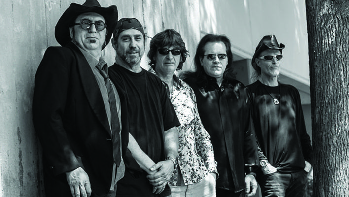IRON BUTTERFLY play The Coach House Aug.18; press photo