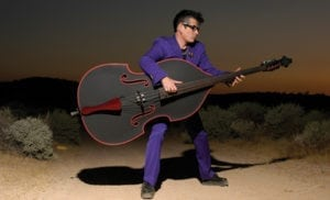 LEE ROCKER plays The Coach House Oct. 6; press photo