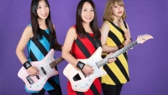 SHONEN KNIFE play The Bootleg Oct. 5; photo Tomoko Ota