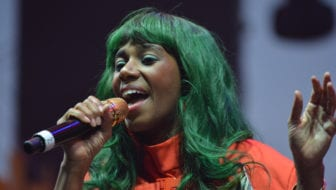 SANTIGOLD; photo Andy Ortega