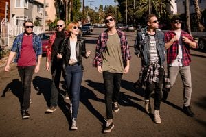 THE MOWGLI'S; press photo