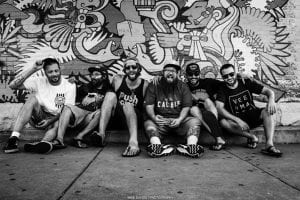 FORTUNATE YOUTH: press photo